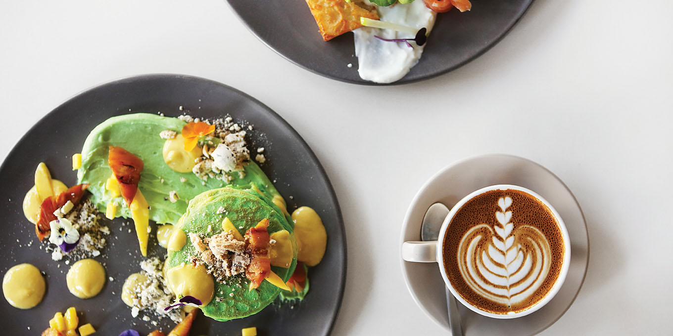 Focus on Mason Moonee Ponds cafes and dining