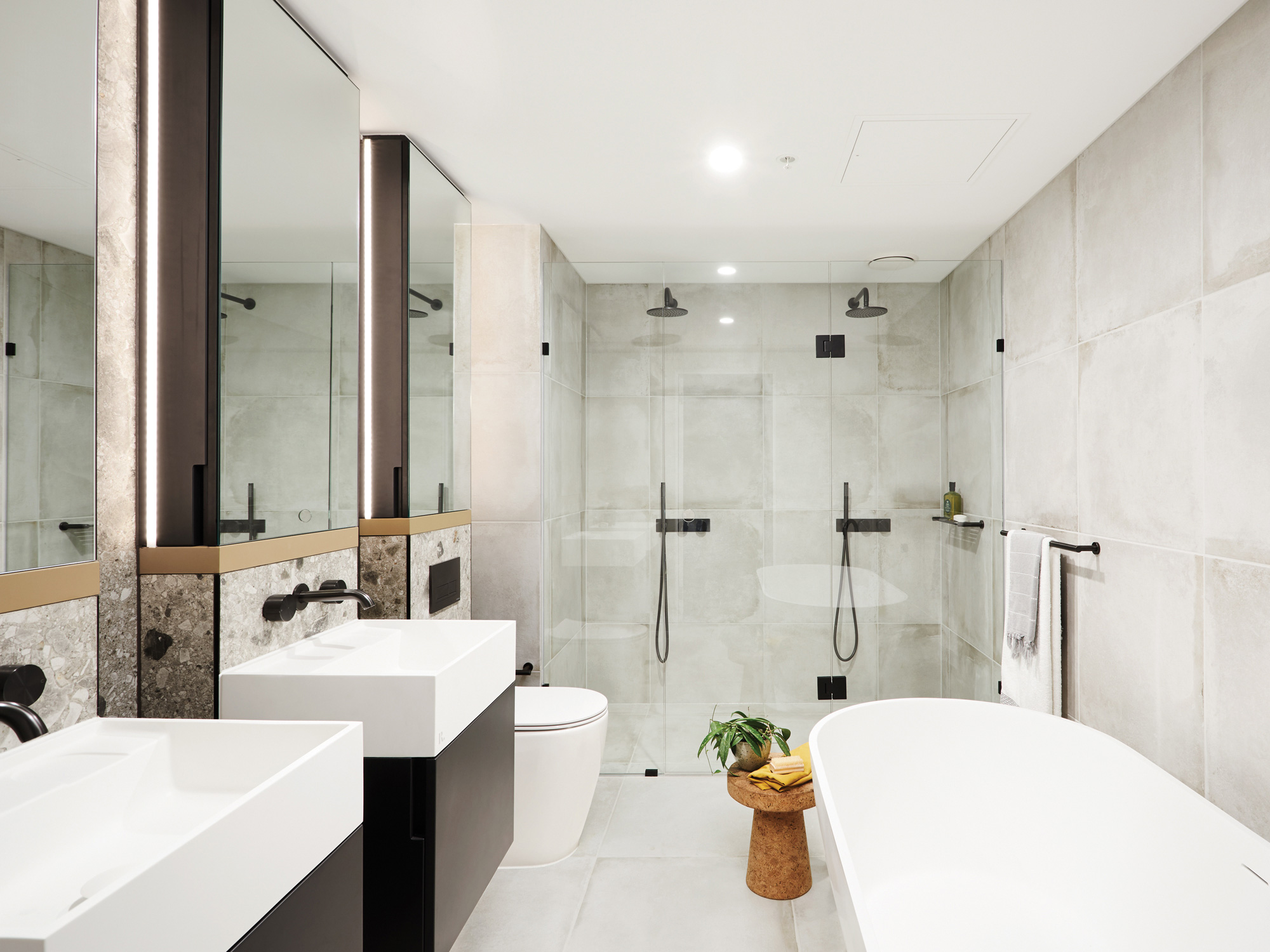 Mason Sq Rise Skyhome Bathroom Dylan James Photo