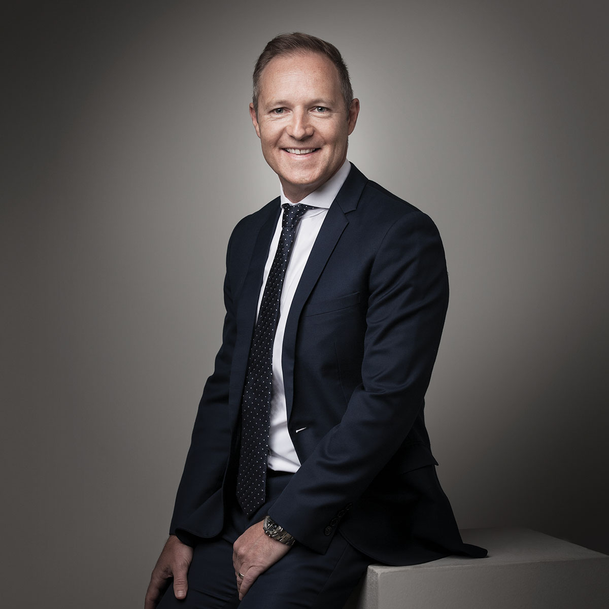 Steve Williams Marketing Director caydon property